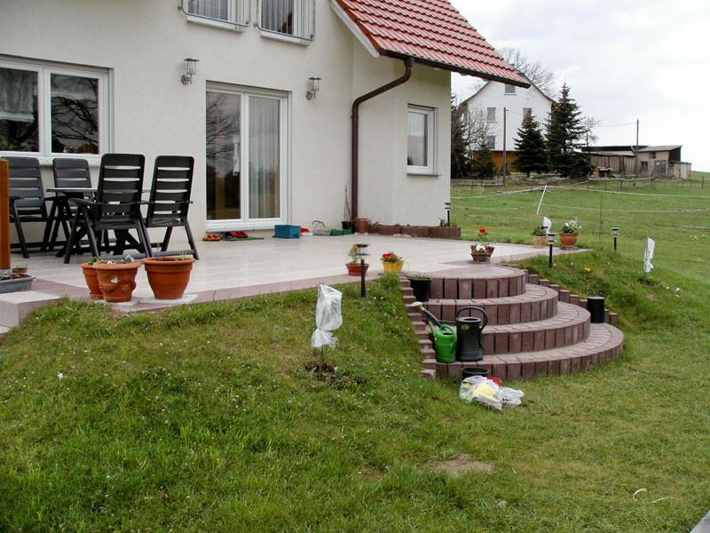 Landschaftsgestaltung  Landschaftsgestaltung und Erdbau | Proschmann Bau GmbH