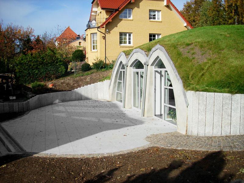Landschaftsgestaltung for Wohndesign peter sandriesser gmbh